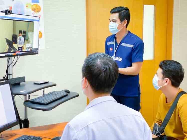 Tele medicine Men health