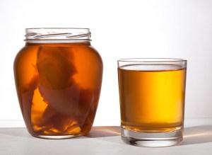 Risk and benefits associated with Kombucha Tea