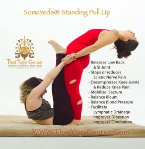 Khruu Rachael Marshall Thai Yoga Center Faculty