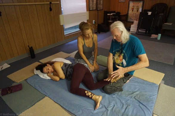 Ajahn Dr. Anthony B. James Teaches Thai Traditional Medicine and Yoga Therapy