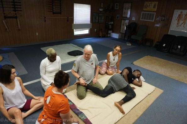 SomaVeda® Thai Yoga with Ajahn Dr. Anthony B. James