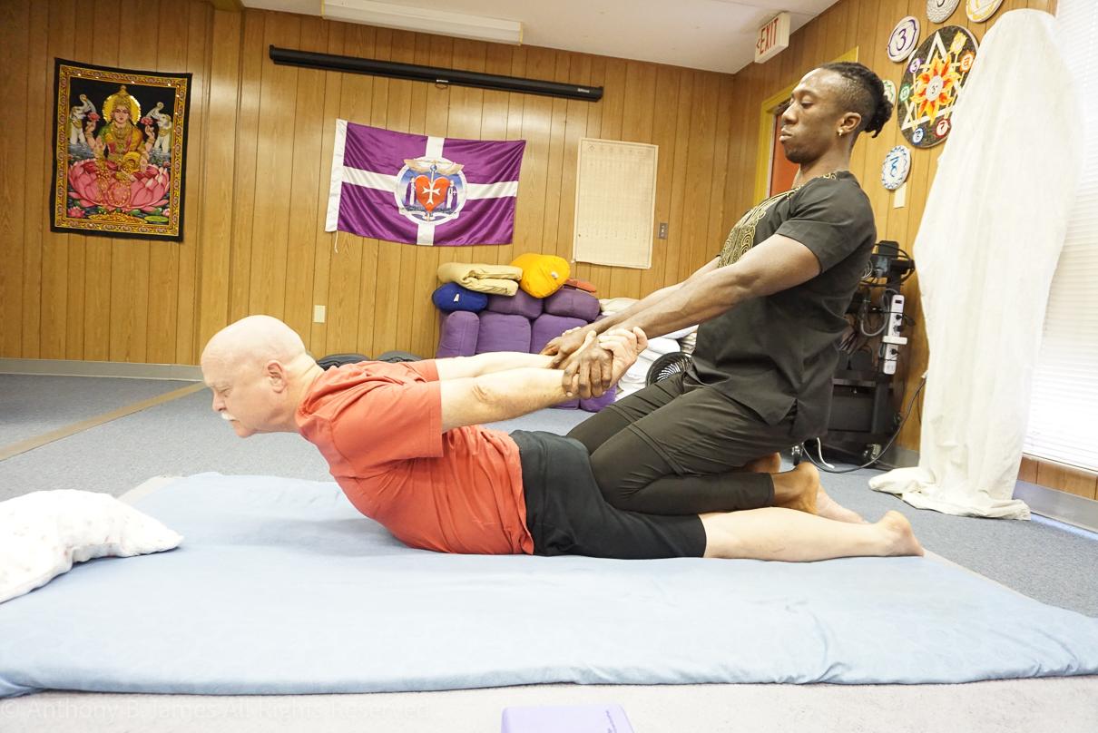 July SomaVeda® Thai Yoga Professional Certification