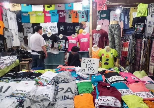 market in Pai