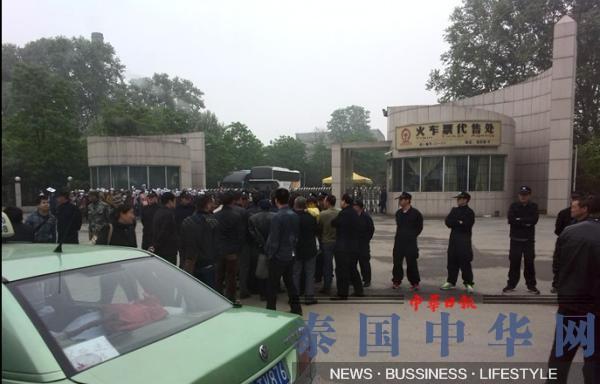河南有市县派人在巡视组驻地截访 曾聚集百人