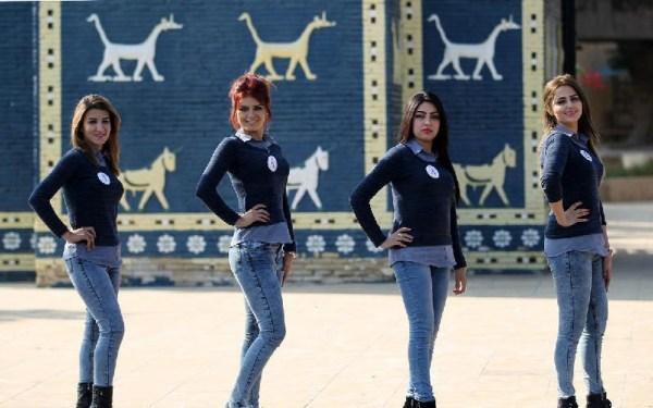 伊拉克选美冠军遭IS电话威胁:不加入就会被绑架
