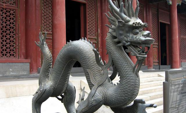 """中国人是""""龙的传人""""吗?"""