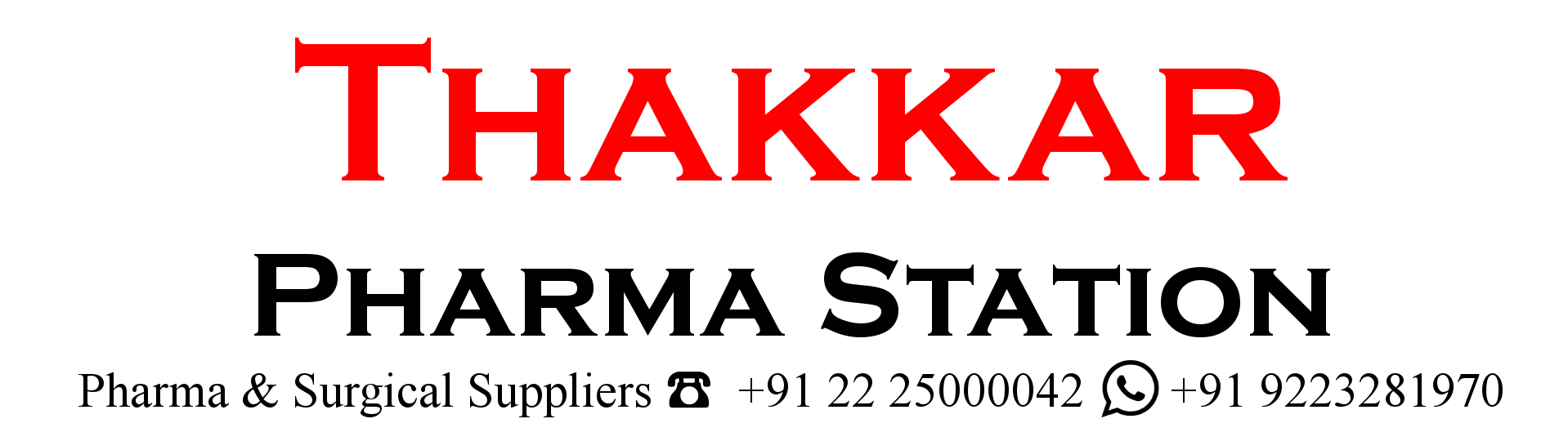 Thakkar Pharma Station