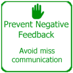 Prevent Negative Feedback, Thakur International