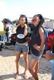 Ladies stunts