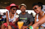 Phafana in Rasesa, Son of the Soil Cultural Festival with Lame and Mpho, Botswana