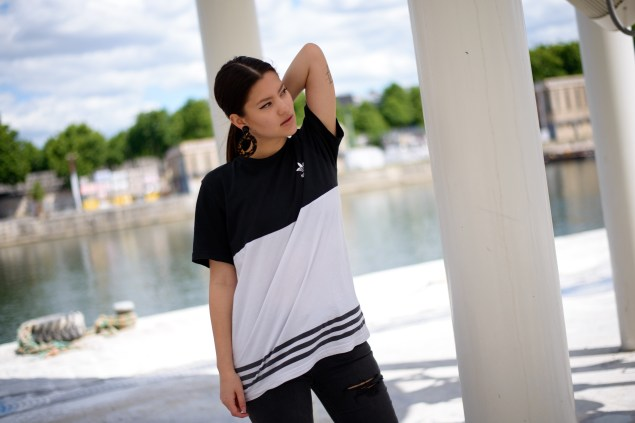 adidas missguided tenue fashion blogger blog mode29