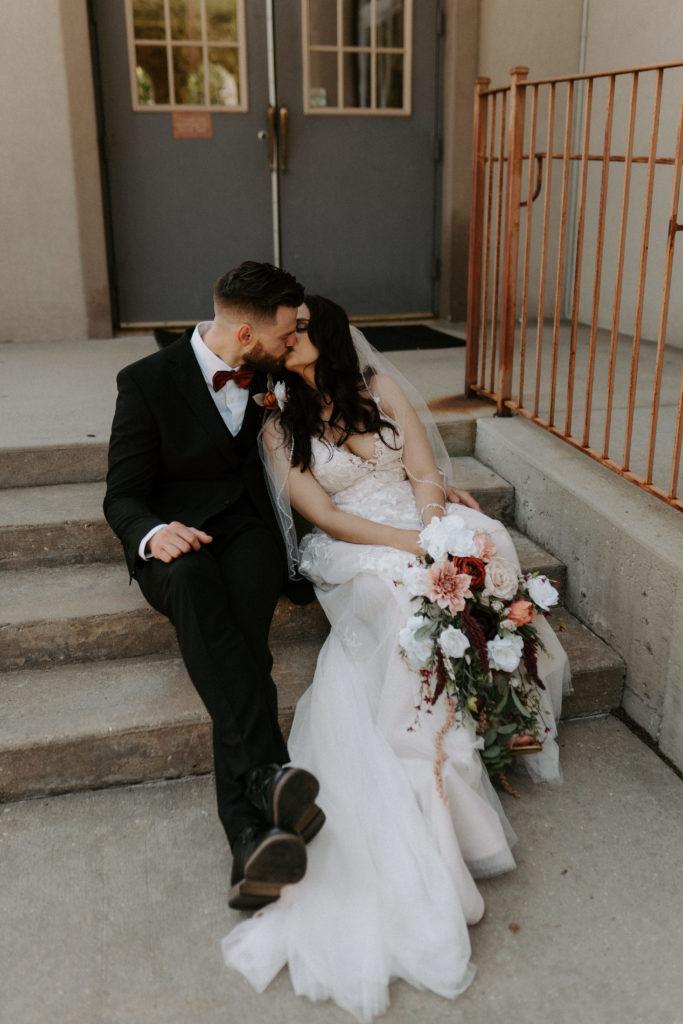 bride and groom medford ny