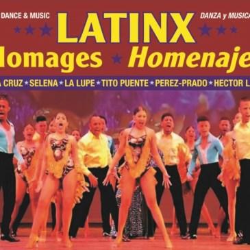Latinx Homages| Homenajes Latinxs