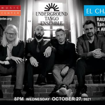 "RAUL JAURENA Tango Tribute & Album Release ""El Charrúa"""