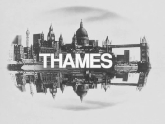 Thames black and white