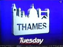 Thames - Tuesday