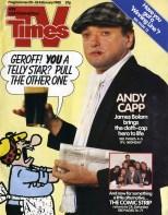 Andy Capp 20 February 1988