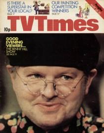 Benny Hill 24 May 1975