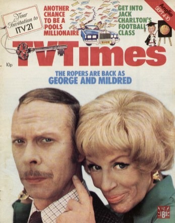 George and Mildred 4 Septmeber 1976