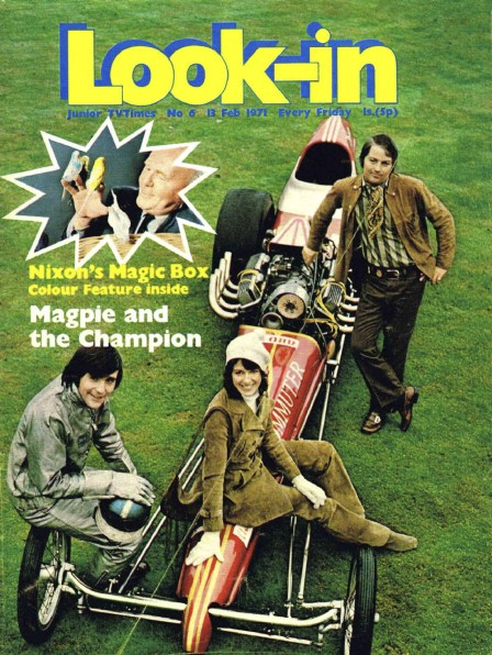 Look In - Magpie 13 February 1971