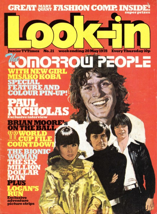 Look In - The Tomorrow People 20 May 1978