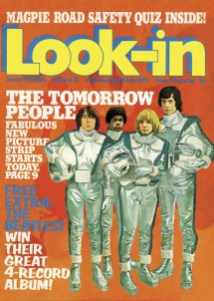 Look In - The Tomorrow People 28 July 1973