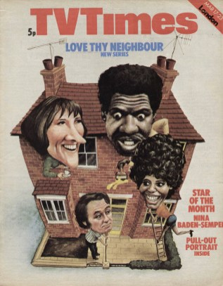 Love Thy Neighbour 17 March 1973