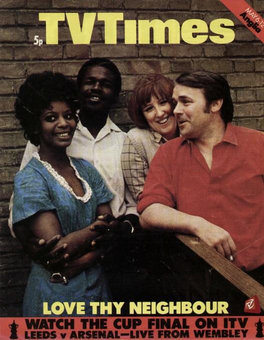 Love Thy Neighbour 6 May 1972