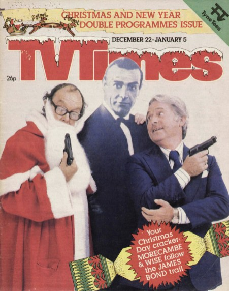 Morecambe and Wise 22 December 1978