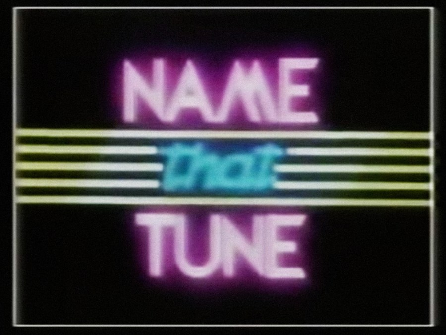 Name That Tune title card