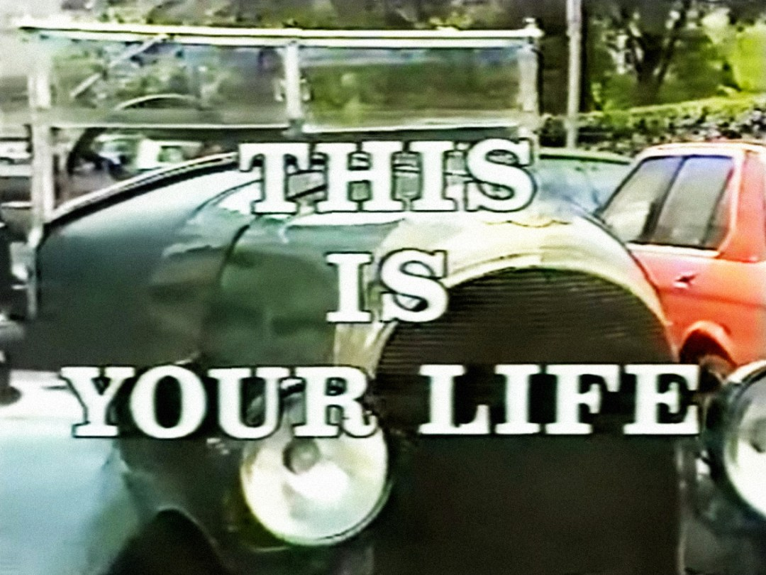 This is Your Life title card