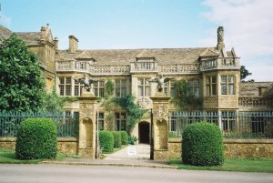 Mapperton House, the Dorset manor house where Hinchingbrooke abused a 9-year-old boy