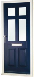 D timber doors
