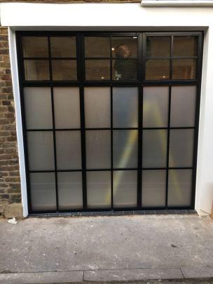 Smarts Heritage, Crittall effect window