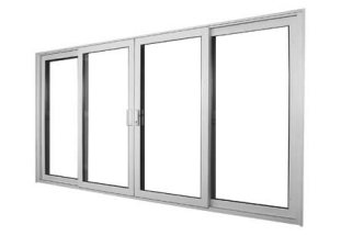 Halo Sliding Patio Door