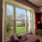 Traditonal Sliding Sash in UPVC