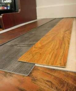 sàn nhựa vân gỗ