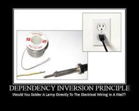 Dependency Inversion Principle(DIP)