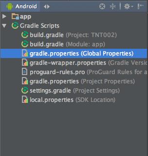 ตั้งค่า Gradle Deamon ใน Android Studio