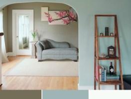 Farbige Waende Wohnzimmer Beige Unglaublich On Und Wand ...