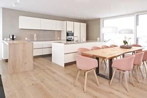 Wohnküche Ideen Erstaunlich On Auf Wohnzimmer Offene Mit Hauptelement Komponiert 5   Thand.info
