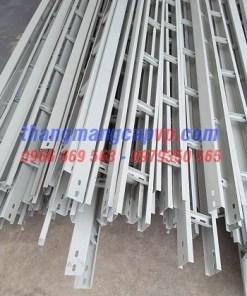 sản xuất thang cáp 100x50 sơn tĩnh điện