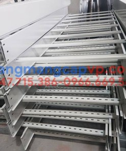 Thang cáp 800x150, cable ladder 8x150