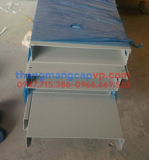 Máng cáp 350x50, cable trunking 350x50