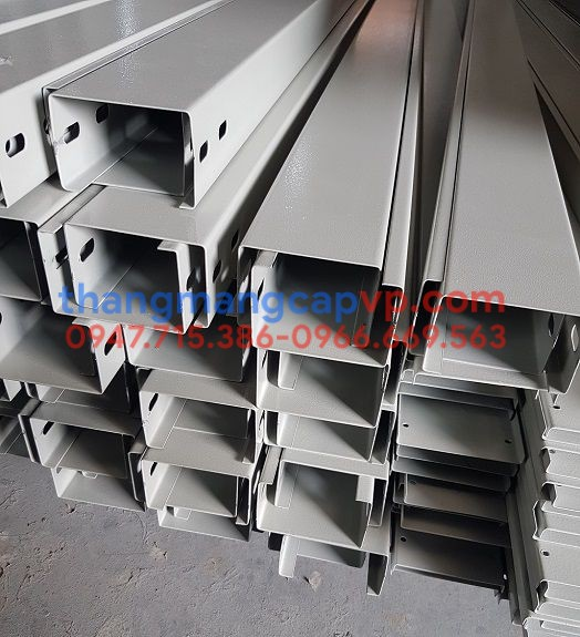 Máng cáp 60x40, cable trunking 60x40