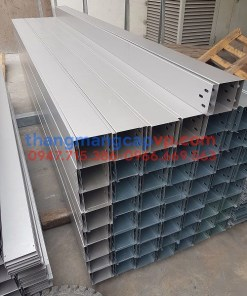 Máng cáp 100x100, cable trunking 100x100