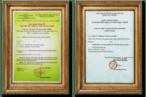 dịch vụ xin cấp giấy an toàn vệ sinh thực phẩm tại Thanh Hóa