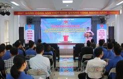 Hội thi Báo cáo viên giỏi cơ quan Thành đoàn Hải Phòng: Tập trung tuyên truyền thực hiện Nghị quyết số 45 của Bộ Chính trị