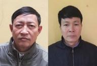 Hai cựu chủ tịch xã bị bắt giam do sai phạm đất đai