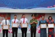 Trường THPT Thái Phiên tổ chức ngày hội Toàn dân bảo vệ An ninh Tổ quốc
